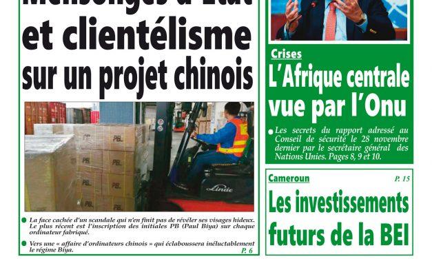 Journal Intégration: parution n°305 du Lundi 18 Décembre 2017