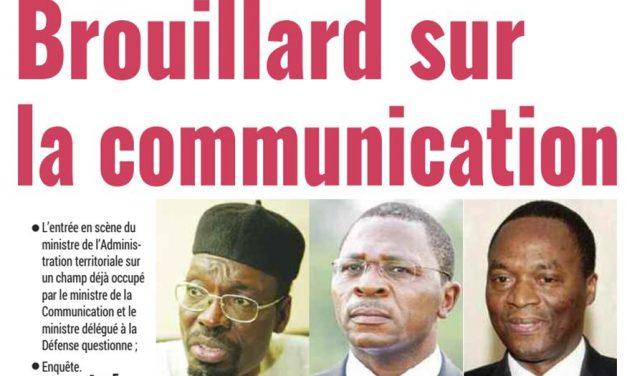 Cameroun: journal Mutation parution du 15 mars 2018