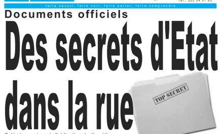 Cameroun : journal LeJour, parution du 12 Avril 2018