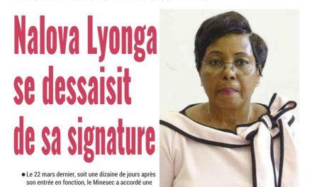 Cameroun : journal Le Mutation, parution du 04 Avril 2018