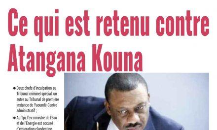 Cameroun : journal Mutations, parution du 10 Avril 2018
