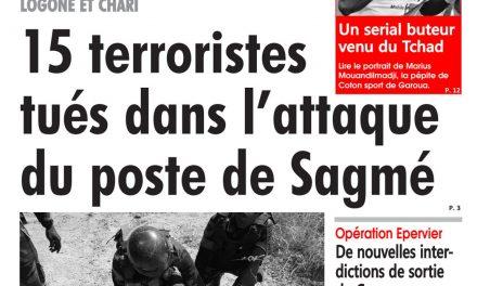Cameroun : journal L'œil du Sahel, parution du 09 Mai 2018