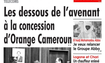 Cameroun : journal L'œil du Sahel, parution du 11 Avril 2018