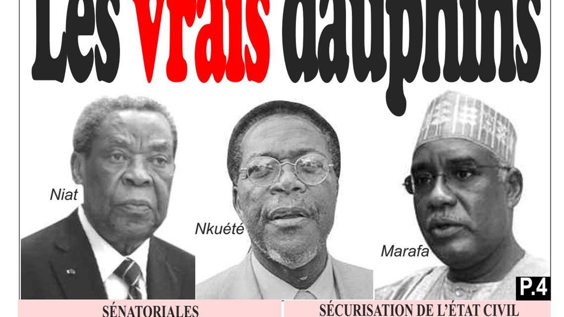 Cameroun : journal InfoMatin, parution du 10 Avril 2018
