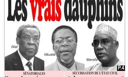Cameroun : journal InfoMatin, parution du 10 Avril 2018