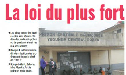 Cameroun : Journal Mutations quotidien parution 12 septembre 2018