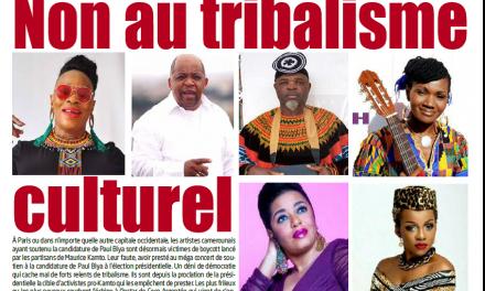 Cameroun : Journal l'essentiel parution 12 novembre 2018