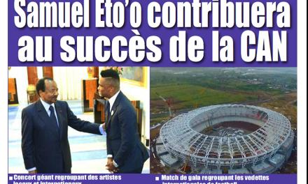 Cameroun : Journal l'Essentiel parution 20 novembre 2018