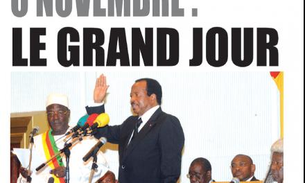 Cameroun : Journal Essingan parution 1er novembre 2018