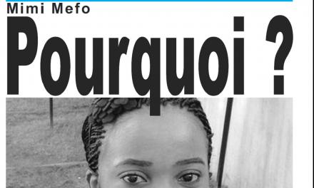 Cameroun : Journal le Jour parution 09 novembre 2018