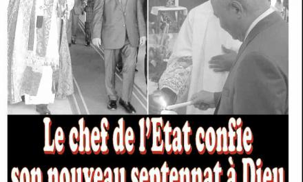 Cameroun : Journal la Météo parution 12 novembre 2018