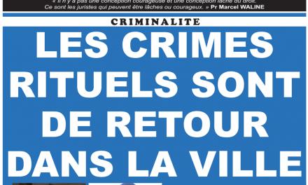 Cameroun: journal camerlex parution du jeudi 29 novembre 2018
