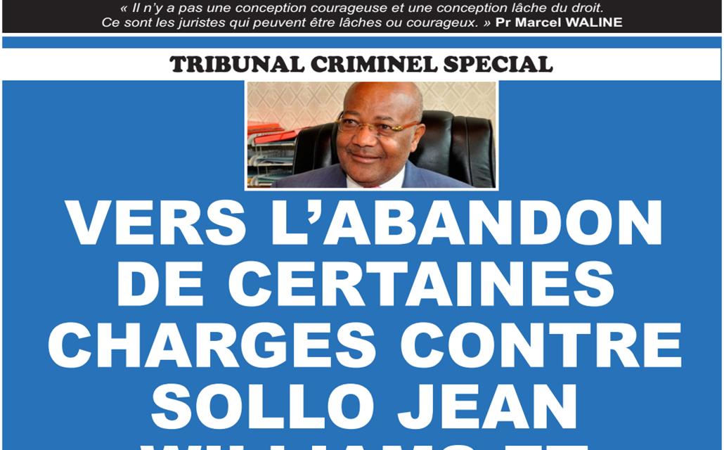 Cameroun: journal camerlex parution du vendredi 14 décembre 2018
