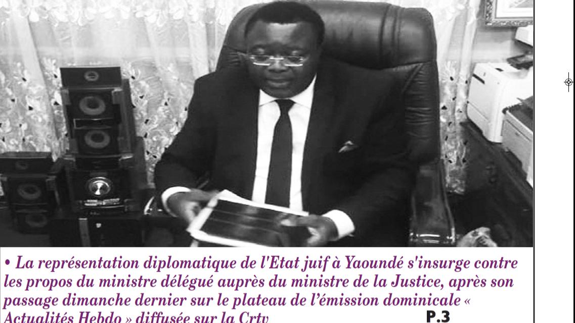 Cameroun : Le messager , parution du 5 Février 2019