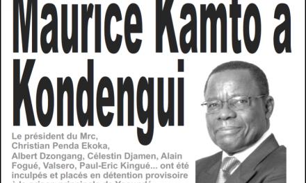 Cameroun : le jour, parution du 13 Février 2019