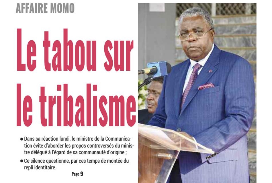 Cameroun : mutations , parution du 6 Février 2019