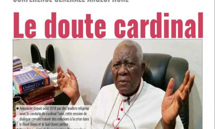 Cameroun : journal mutations du 19 Février 2019