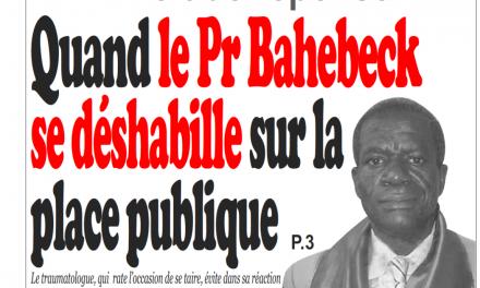 Cameroun : journal info-matin du 18 Février 2019