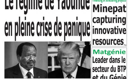 Cameroun: journal émergence du 7 mars 2019
