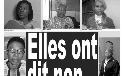 Cameroun: journal le jour du 8 mars 2019