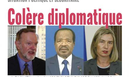 Cameroun: journal mutations du 6 mars 2019