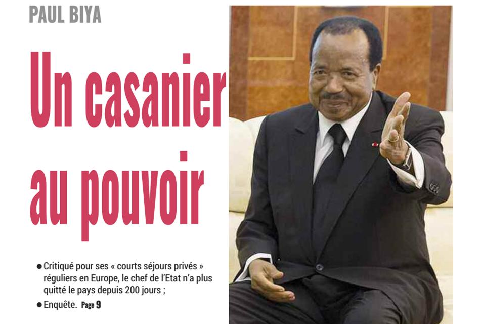 Cameroun: journal du 4 Avril 2019