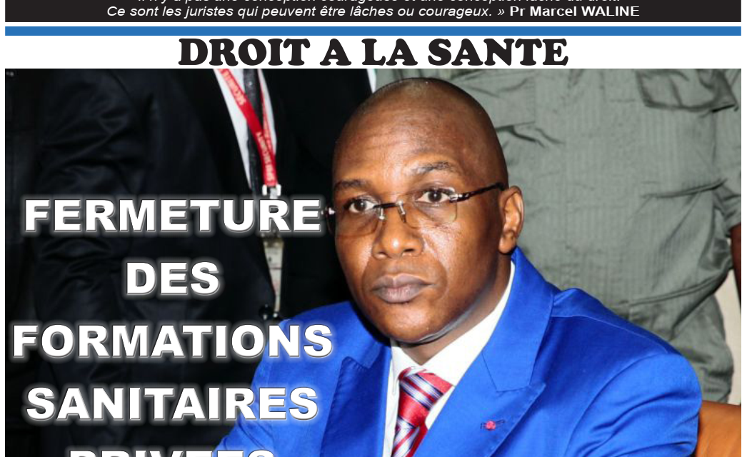 Journal Camerlex: parution n°10 du 26 Août 2019